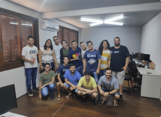 Time da ez.devs