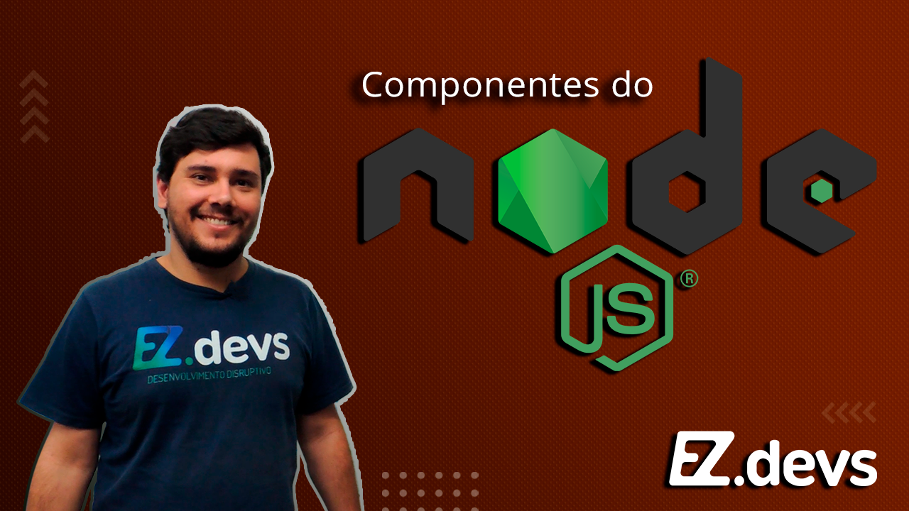 Thumb do vídeo sobre as partes do Node.JS por Wellington Santana